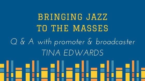 Tina Edwards of Jazz Standard