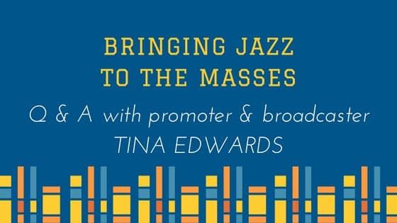 Tina Edwards of Jazz Standard