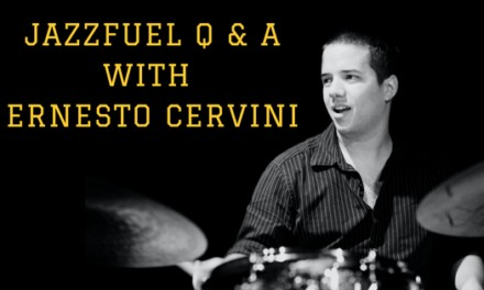 International Touring + Jazz PR – Q&A with Ernesto Cervini