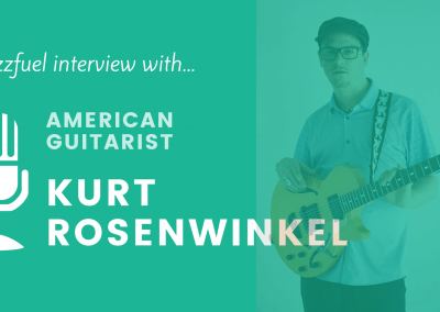 """Interview with Kurt Rosenwinkel – """"one of the most influential musicians of his generation!"""""""