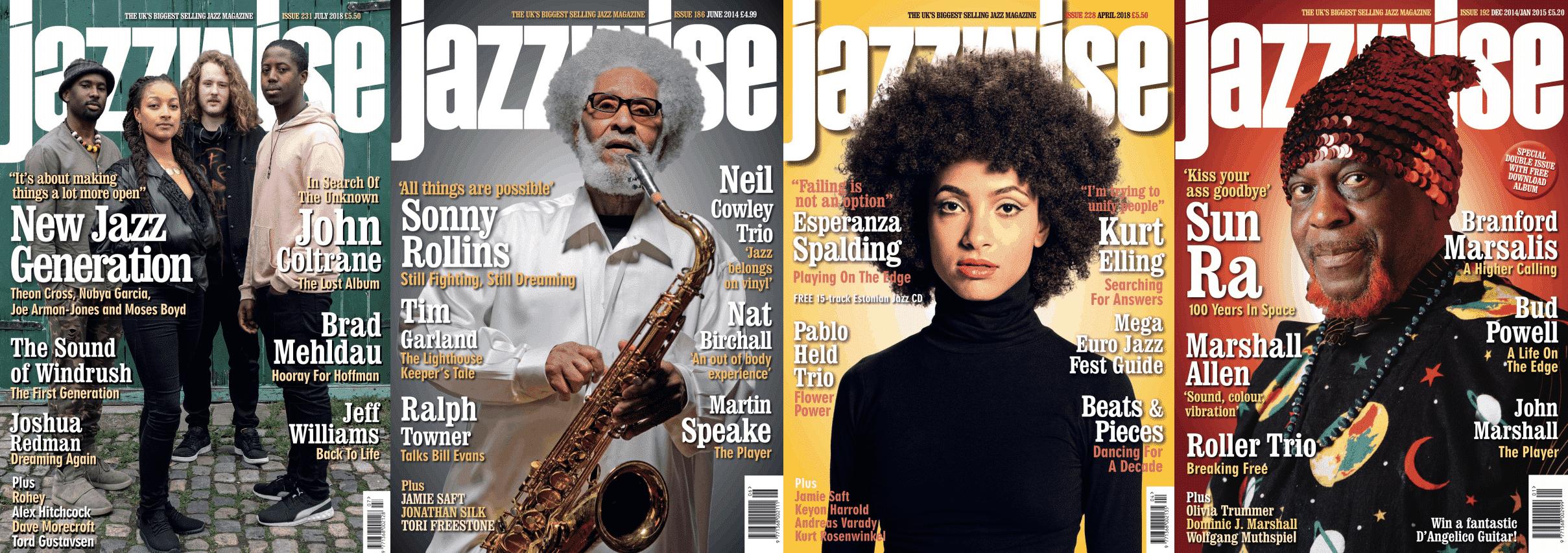 jazz magazine uk