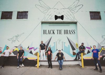 Black Tie Brass   Mostly Covered
