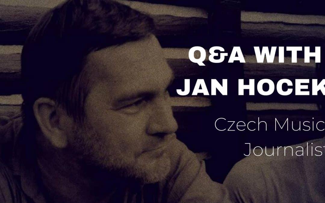 Interview with Jan Hocek of JazzPort