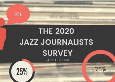 The Jazz Journalists Survey (2020)