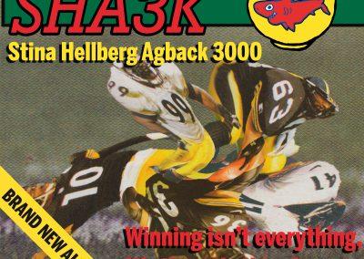 Stina Hellberg Agback | SHA3K