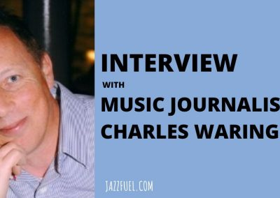 Interview with music journalist Charles Waring