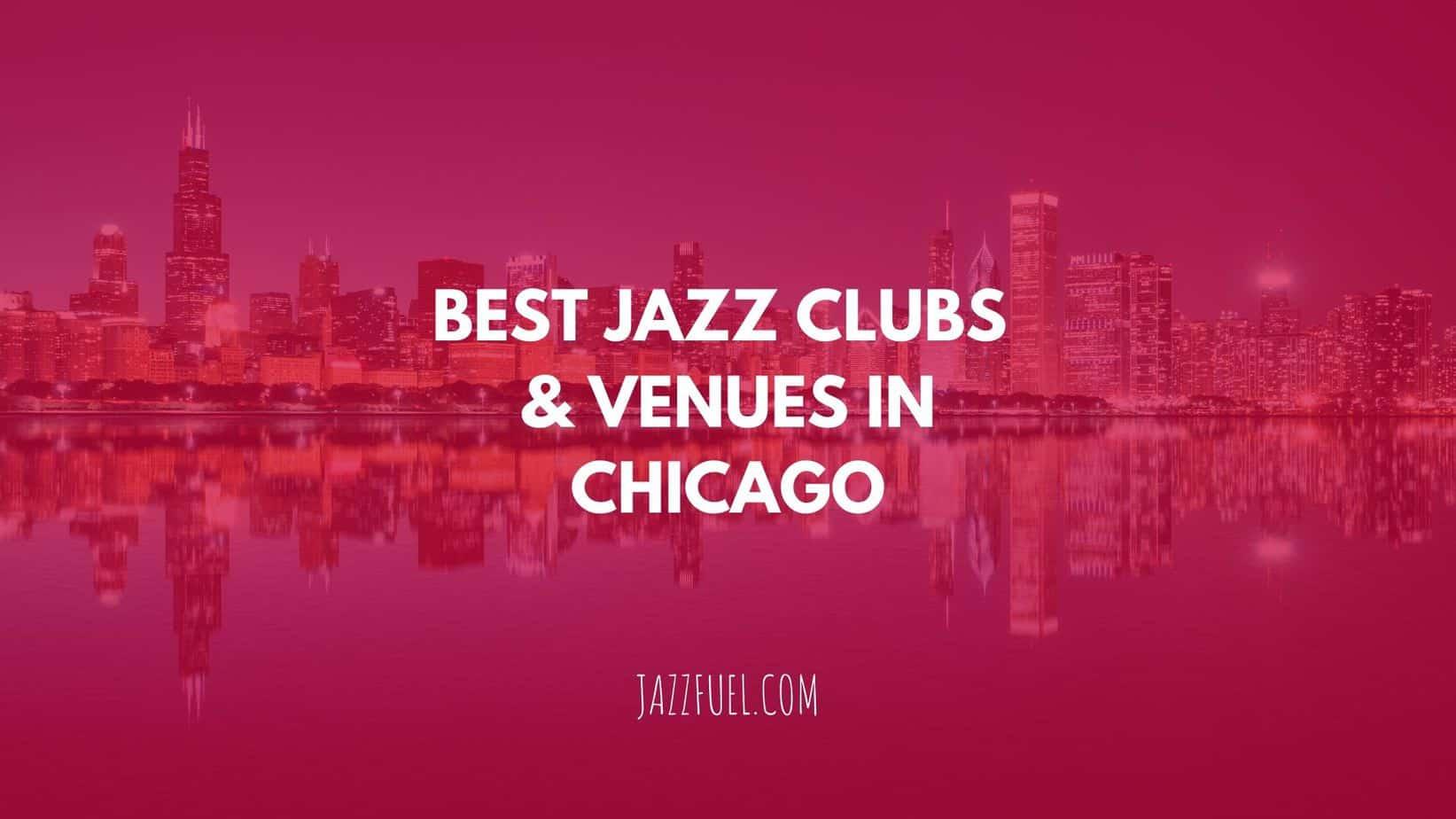 Chicago jazz clubs