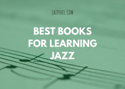 The Best Books to Learn Jazz (instrument-by-instrument)