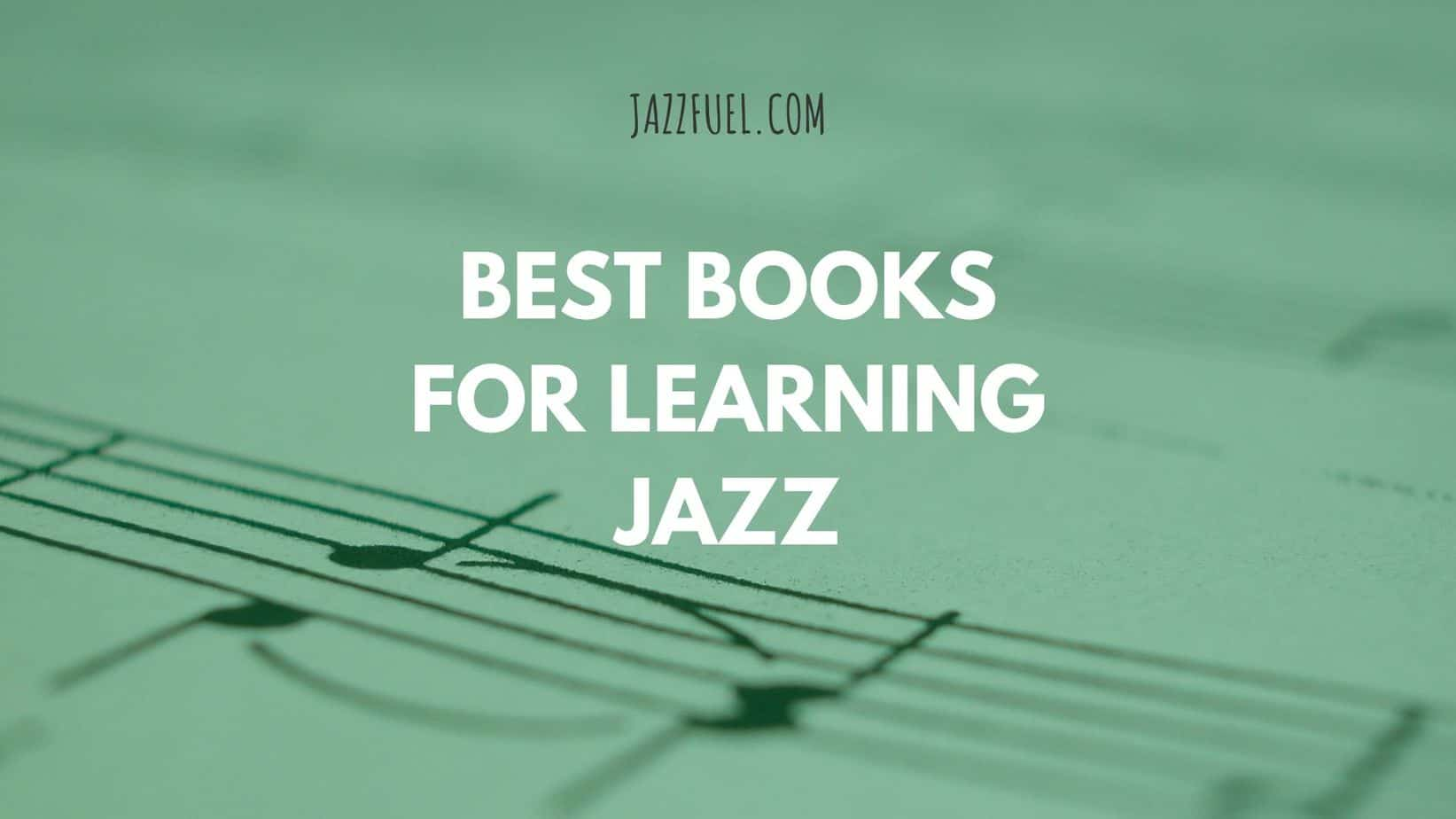 books to learn jazz