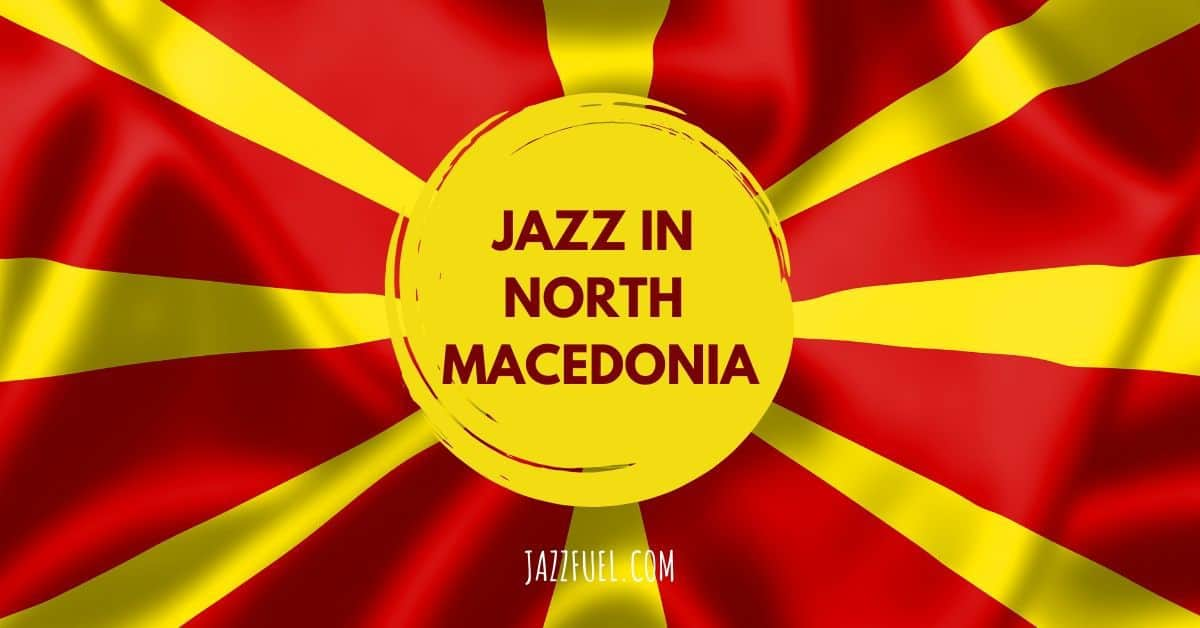 Jazz in North Macedonia