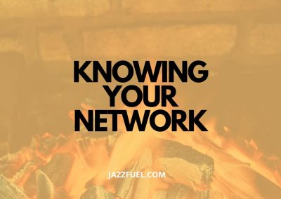 Knowing your network