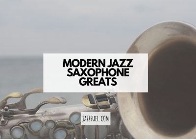 10 great modern jazz saxophone players