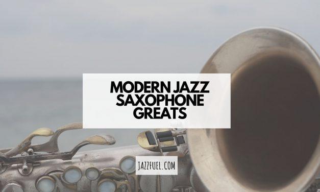 10 great modern jazz saxophone players