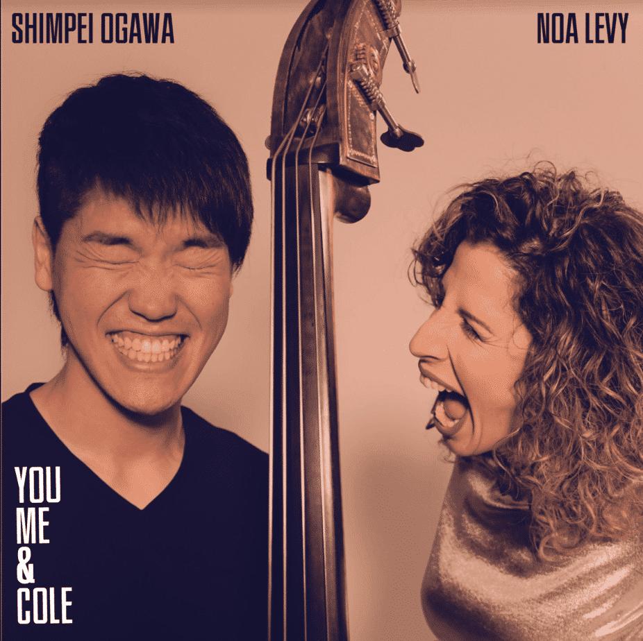 Noa Levy You Me & Cole album cover