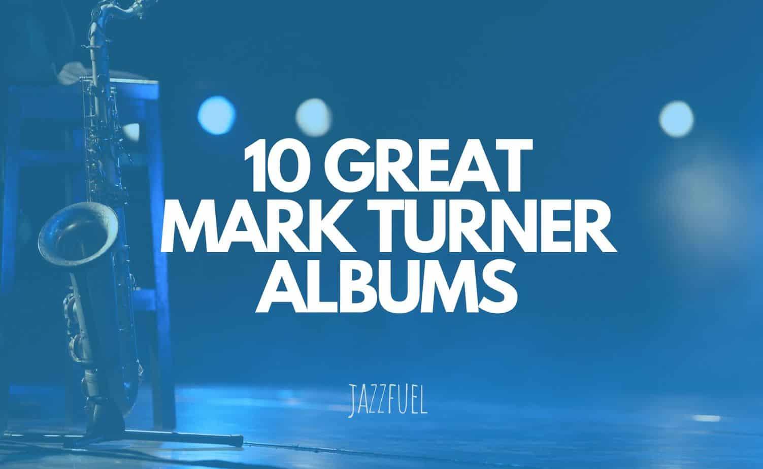Mark Turner saxohpone