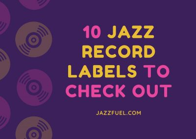 21st Century Jazz Record Labels