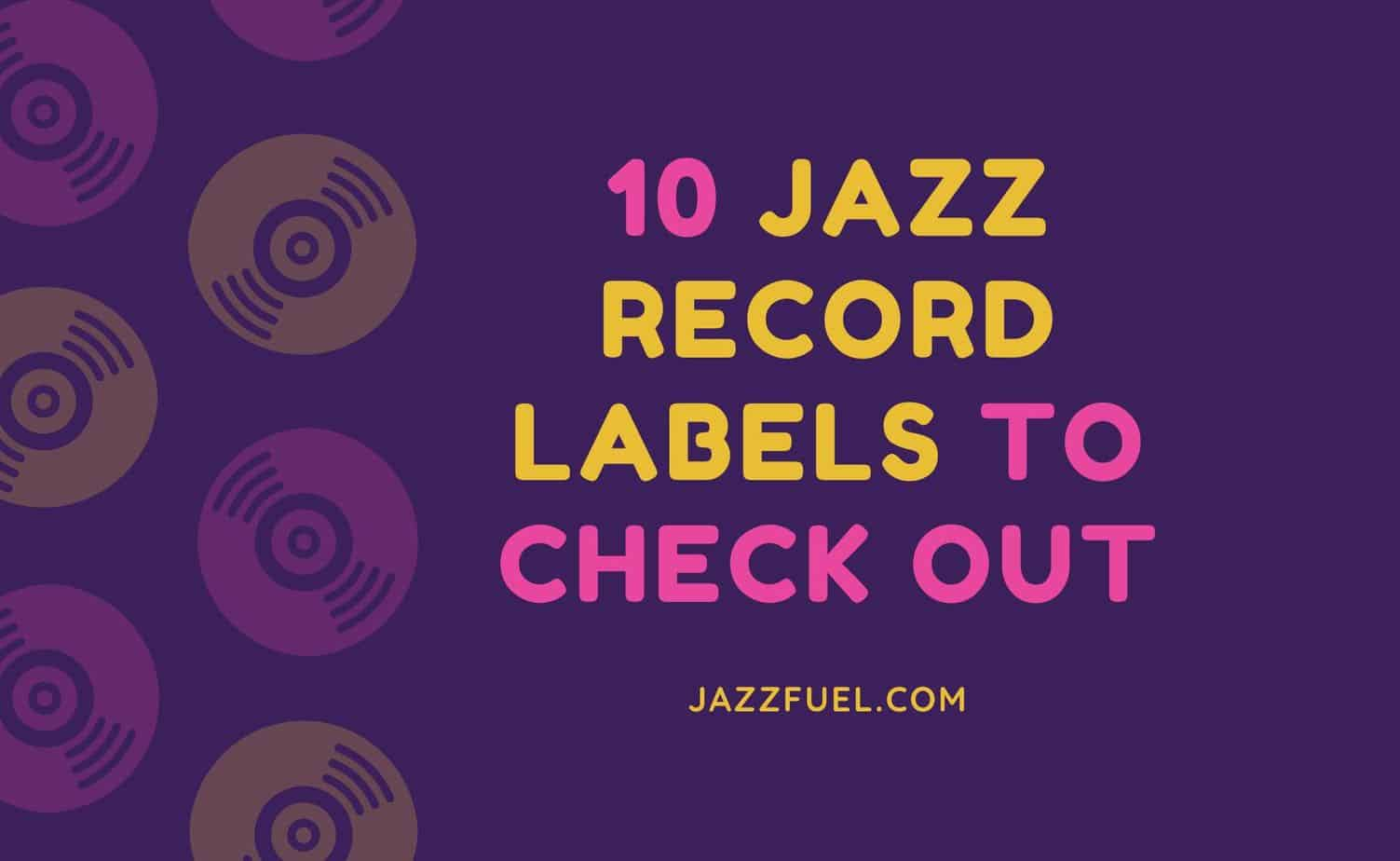 jazz record labels