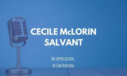 An appreciation of jazz singer Cecile McLorin Salvant