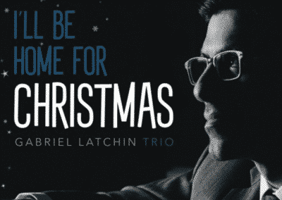 Gabriel Latchin | I'll Be Home For Christmas