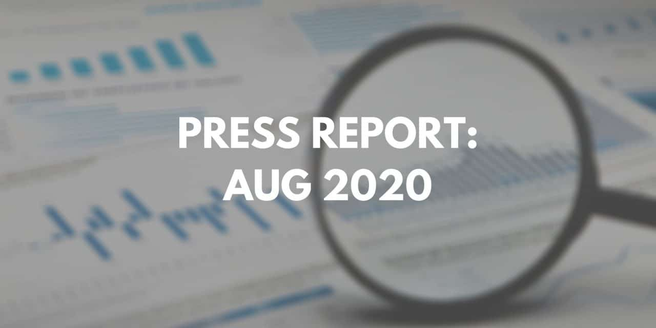 Press Campaigns | August 2020