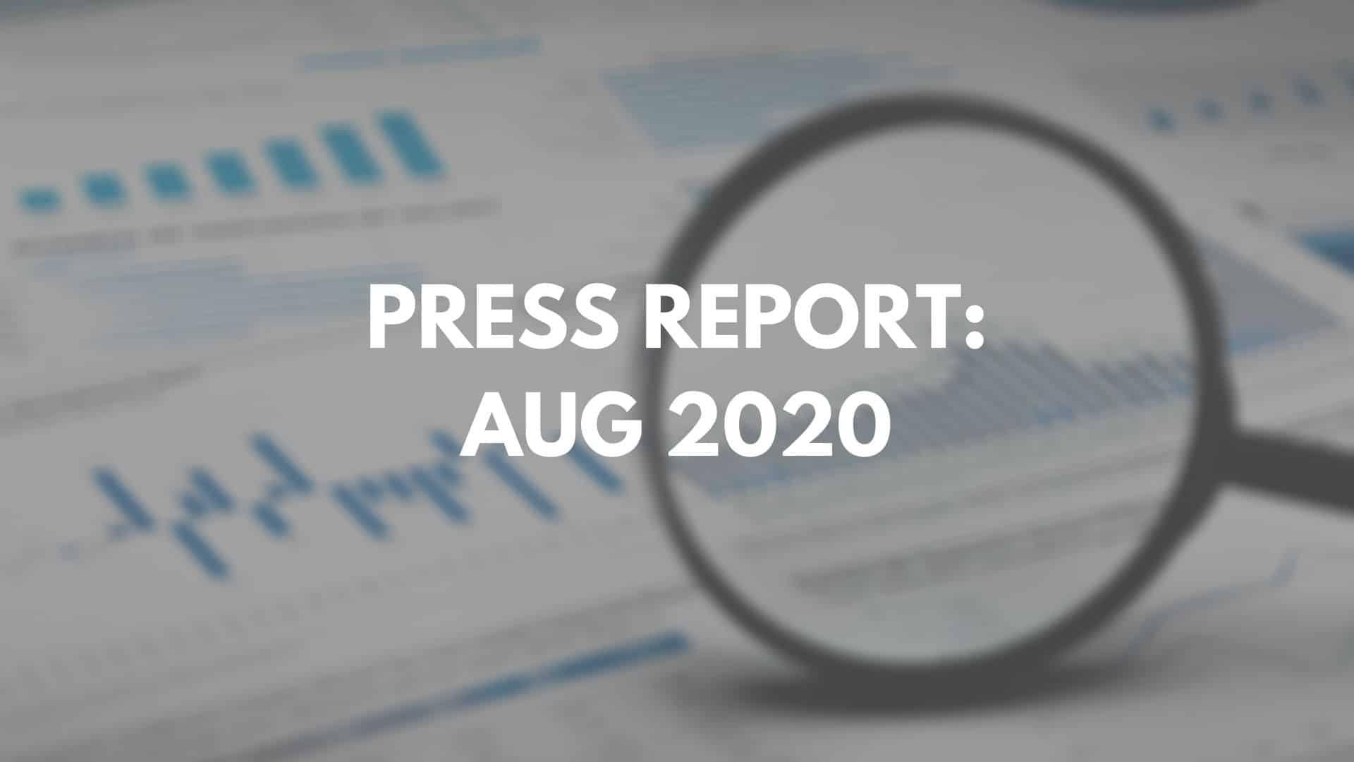 Press Campaigns | Summer 2020