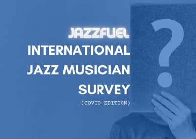 International Jazz Musician Survey (COVID-19 Edition)