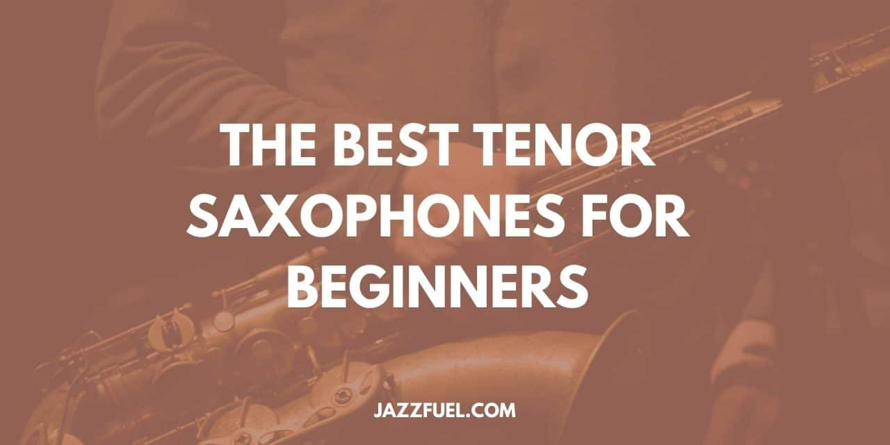 Best Tenor Saxophone for Beginners (2020 Guide)