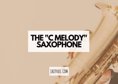 The C Melody Saxophone – a Complete Guide
