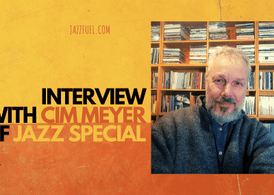 Jazz Special (Danish Magazine) | Interview with Editor Cim Meyer