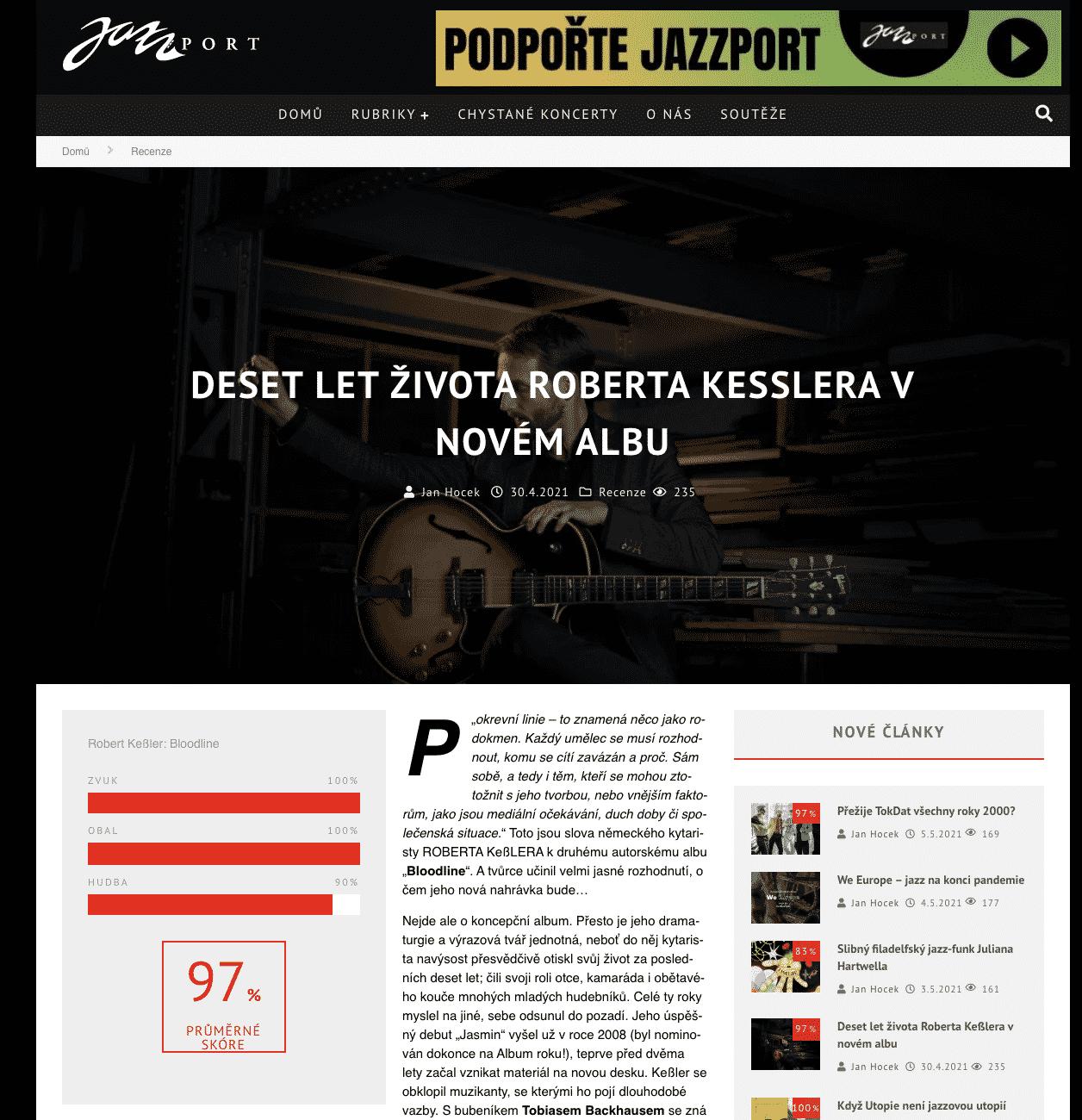 Jazz Port (CZ)