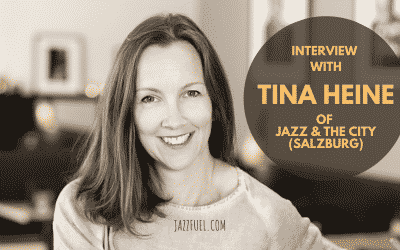 Interview with Tina Heine of Jazz & The City