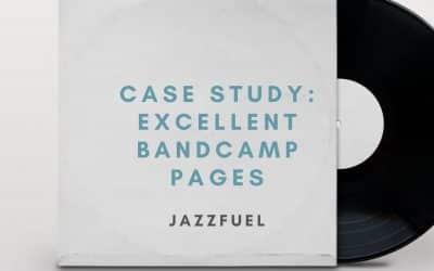 3 Excellent Bandcamp Pages (Case Study)