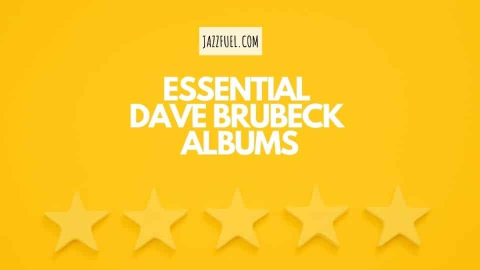 Dave Brubeck albums