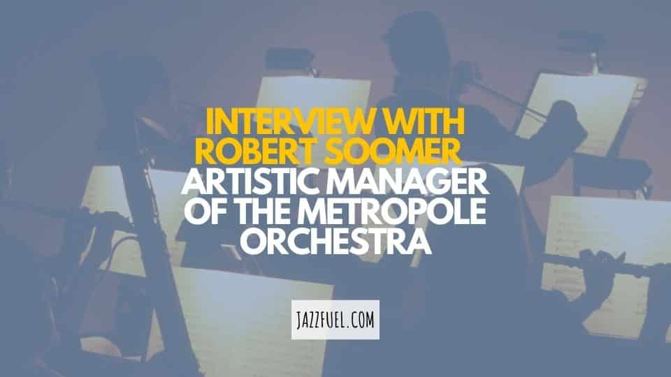 Metropole Orchestra interview